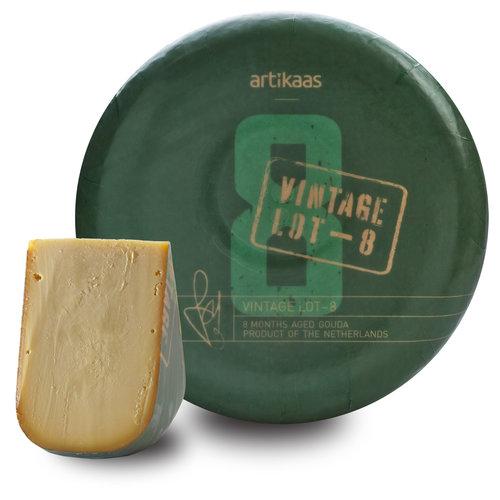 Artikaas Artikaas 8 Month Medium Aged Gouda Cheese