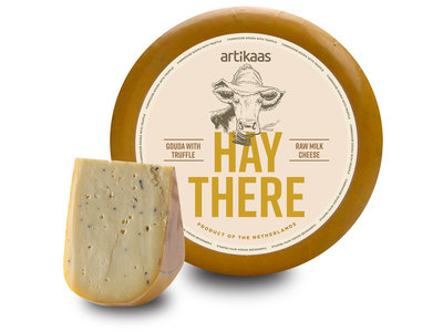 Artikaas Artikaas Raw Milk Gouda with Truffles