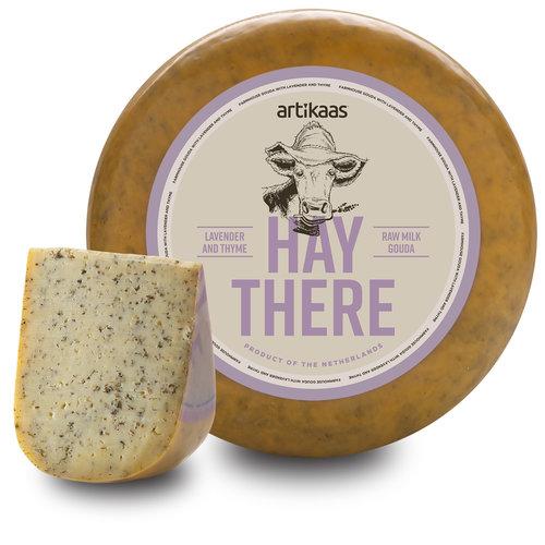 Artikaas Artikaas Gouda Lavender w/thyme Cheese per lb