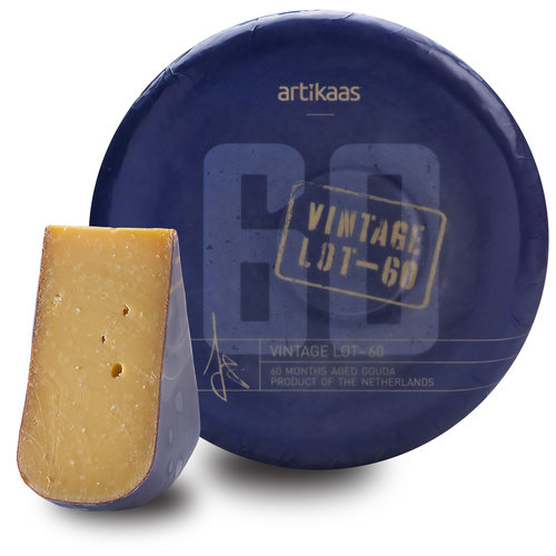 Artikaas Artikaas 60 Month Aged Gouda Cheese