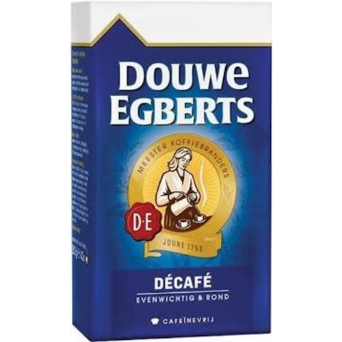 Douwe Egberts Douwe Egberts Decaf Coffee Ground 8.8 Oz