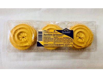 Vos Banket Vos Banket Butter Sprits Rings 8 oz