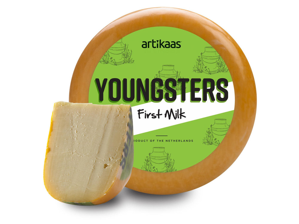 Artikaas Artikaas First Milk Young Gouda Cheese