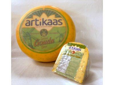 Artikaas Gouda Spiced (cumin) Cheese Mild 48+