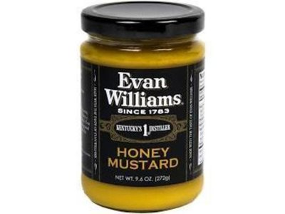 Evan Williams Bourbon Honey Mustard 9.5 oz