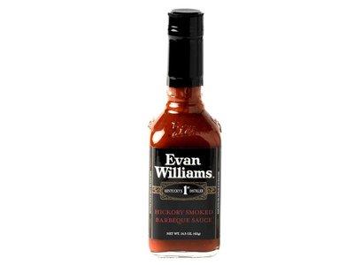 Evan Williams Bourbon Hickory BBQ 15oz