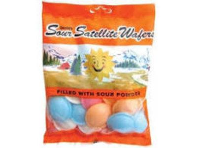 Gerrits Sour Satellite Wafers 1.23 oz bag