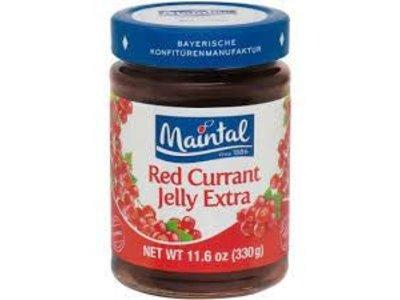 Maintal Maintal Red Currant Jelly 12 oz jar