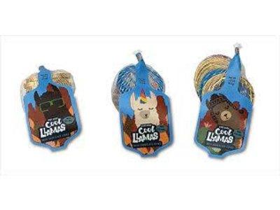 Ft Knox Cool Llamas Coins mesh bags 1.47 oz