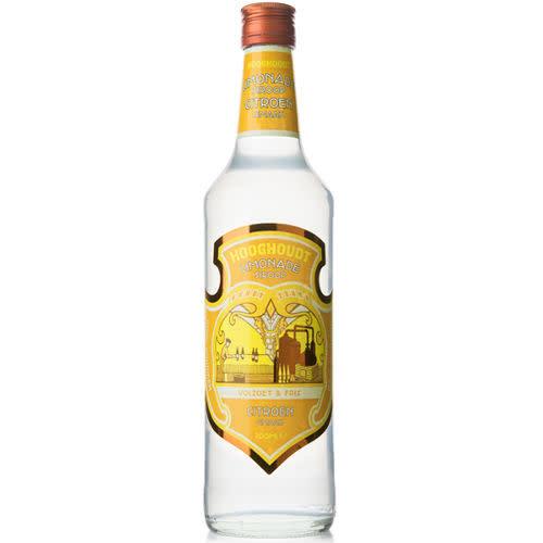 Hooghoudt Lemon syrup 700 ml
