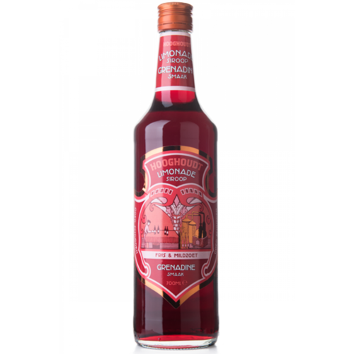 Hooghoudt Grenadine syrup 700 ml