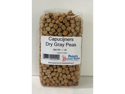 Holland Capucijners (dry gray peas) 16 oz