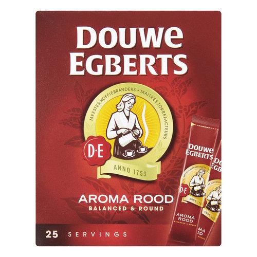 Douwe Egberts Douwe Egberts Aroma Instant Coffee Sticks 25 ct box