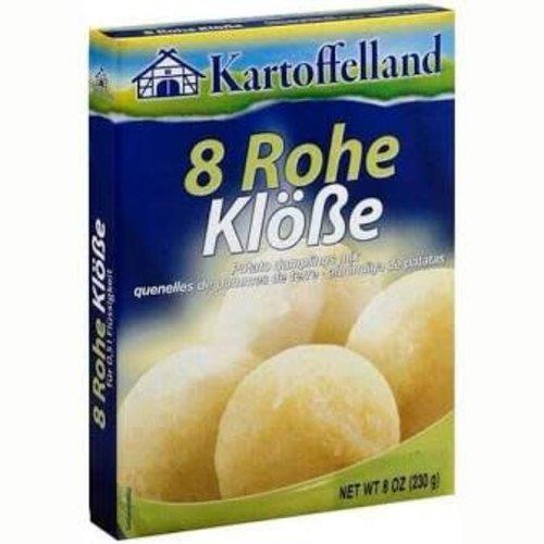 Grocholl Kartof Raw Dumpling Mix in Box 8.05 oz 12/cs