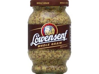 Lowensenf Whole Grain Mustard 10 oz