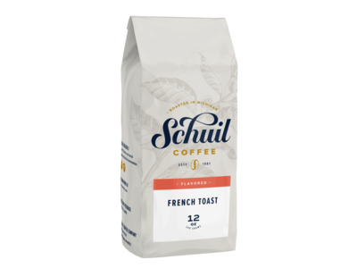 Schuil Schuil Coffee French Toast Coffee 12 oz Ground