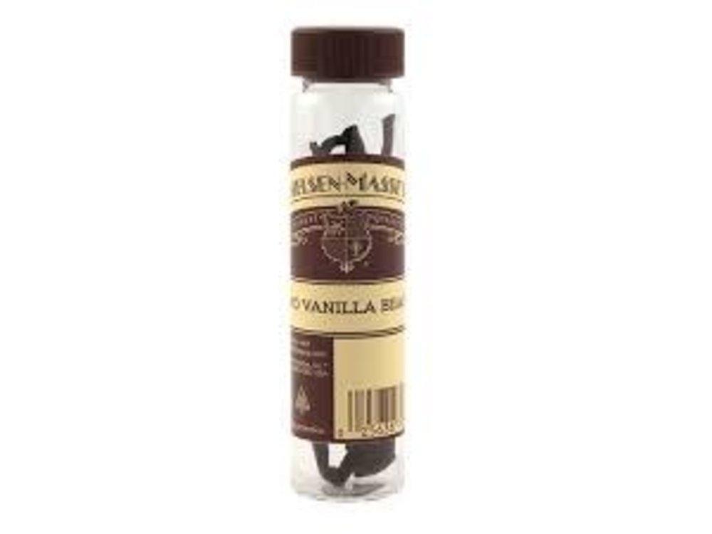 Nielsen Massey Nielsen Massey Pure Madegascar Vanilla Beans 2 ct vial