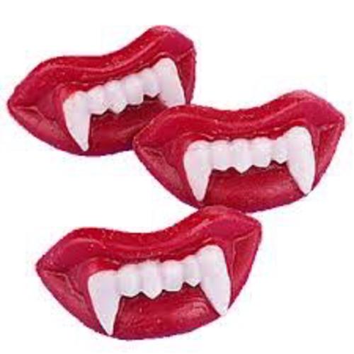 Wack O Wax Wack O Wax Gum Fangs-Cherry