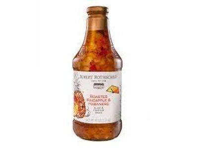 Rothschild Rothchild 40 oz Roasted Pineapple & Habanero Sauce