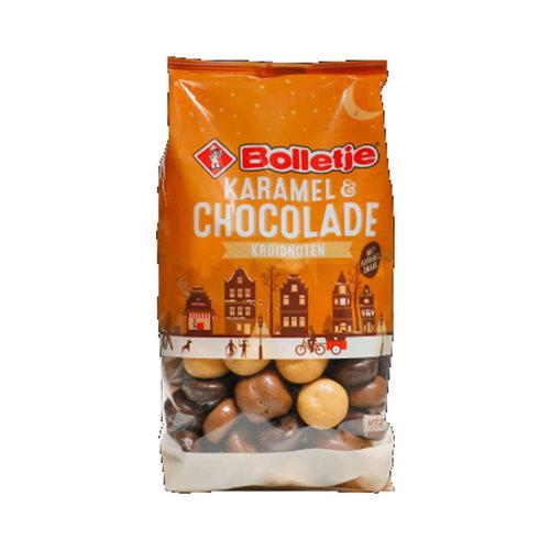 Bolletje Bolletje Kruidnoten Caramel & Chocolate 10.5 oz