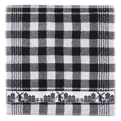 Twentse Twentse HAND Towel Dutch Skyline 20 x 20 inch