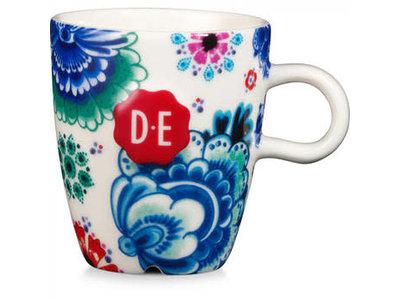 Douwe Egberts DE Indigo Vintage Mug 5 oz
