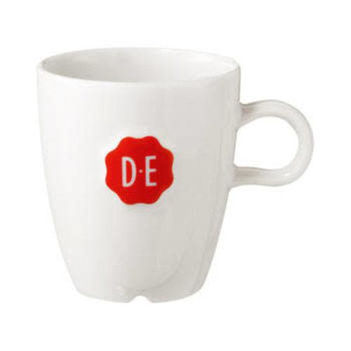 Douwe Egberts DE Logo Coffee Cup 5 oz
