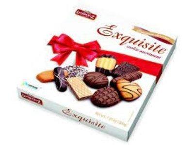 Lambertz Lambertz Exquisite Assorted Cookie Box 7.05 oz