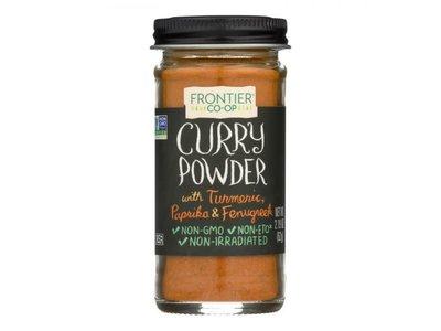 Frontier Frontier Curry Powder  2.19oz Jar
