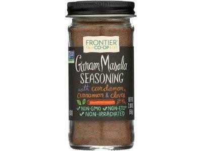 Frontier Frontier Garam Masala Spices 2 oz Jar