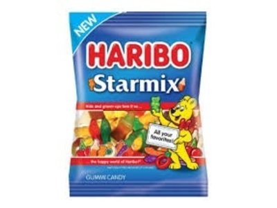 Haribo Haribo Star Mix 5 Oz Bag