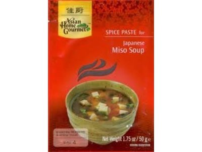 Asian Home Gourmet Asian Home Gourmet Japanese Miso Soup Mix