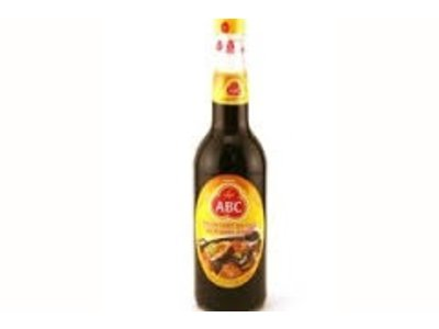 ABC Brand Sweet Soy Medium Sauce 20 oz