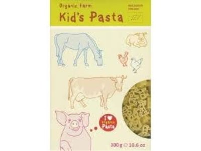 Organic Farm Shapes Kids Pasta