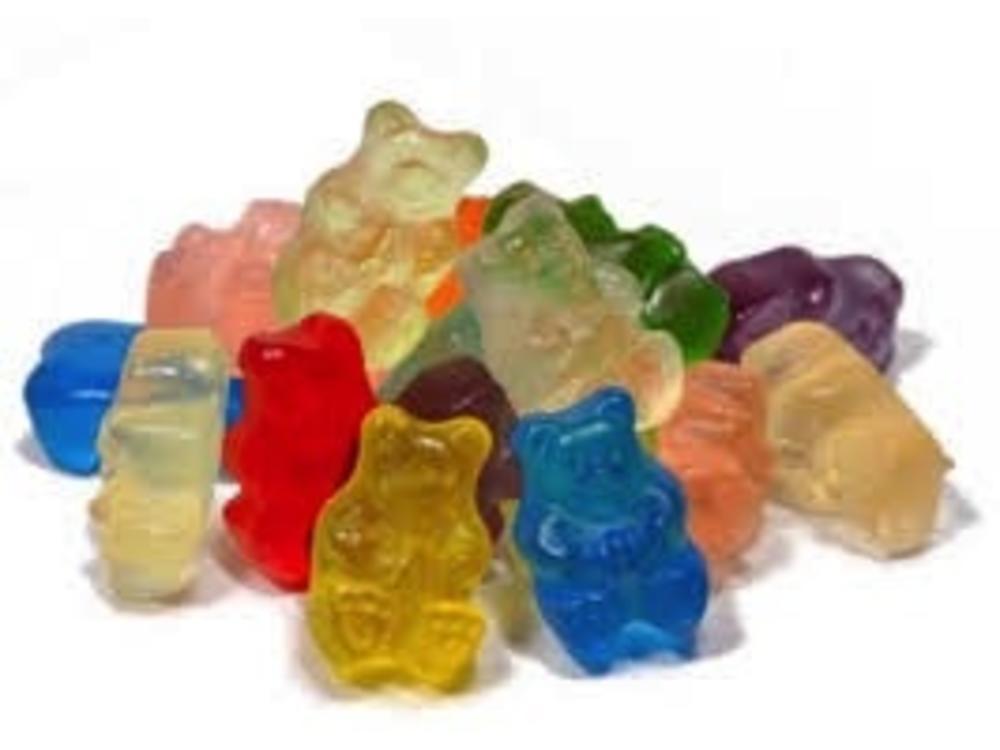 Albanese Albanese Bulk Gummi Bears 12 Flavor 5 lb bag