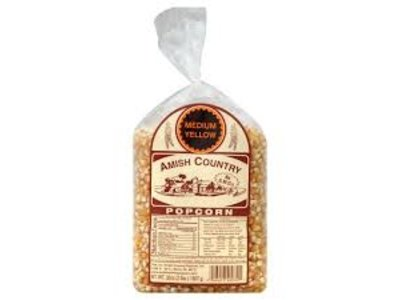 Amish Country Yellow Popcorn Bag 2 lb