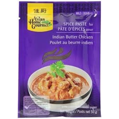 Asian Home Gourmet Asian Home Gourmet Indian Butter Chicken Mix
