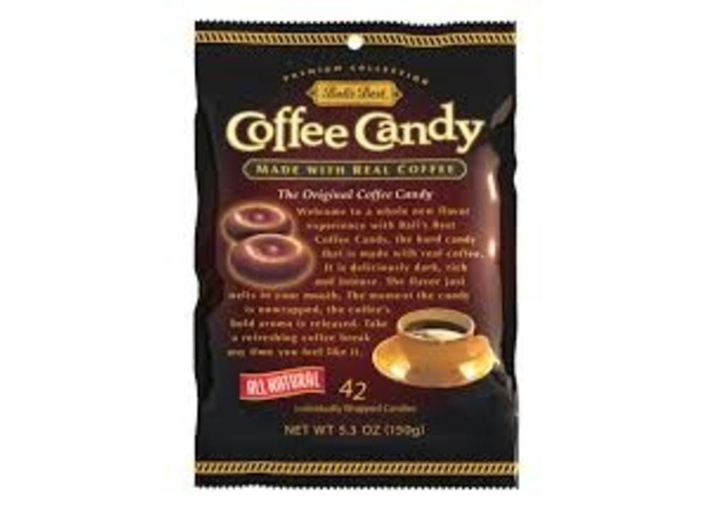 Balis Best Balis Best Coffee Candy 5.3oz Bag 12/cs