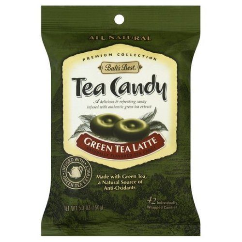 Balis Best Balis Best Green Tea Latte Candy 5.3 oz Bag 12/cs