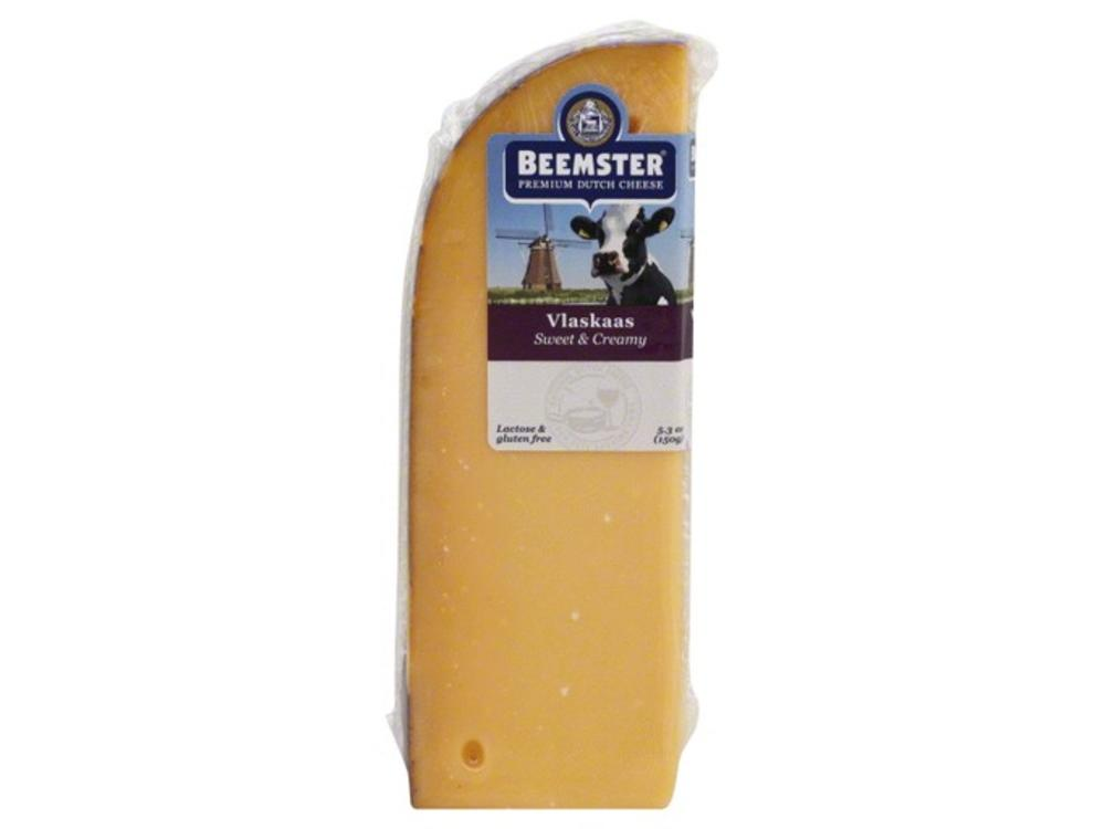 Beemster Beemster Vlaskaas Cheese 5.3 oz Wedge