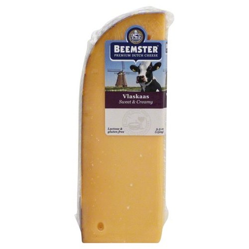 Beemster Beemster Vlaskaas Cheese 5.3 oz Wedge Dated 8 23 19