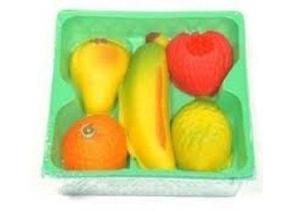 Bergen Marzipan Fruits 4oz