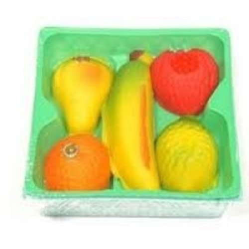 Bergen Marzipan Fruit Basket 4 Oz
