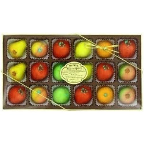 Bierman Assorted Marzipan 8 oz Gift Box