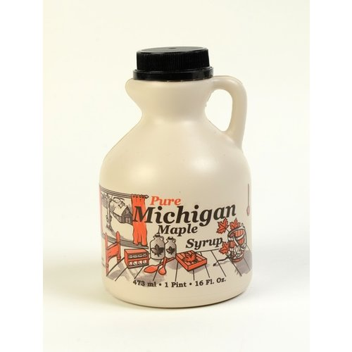 Big Prairie Farm Mich Pure Maple Syrup Pint