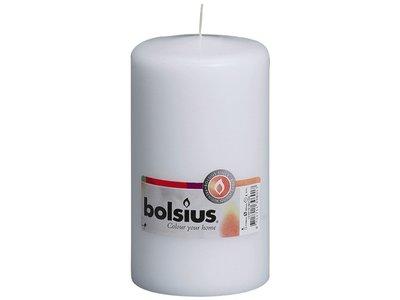 Bolsius Bolsius Pillar Candle White 5.9 x 3.1 inch