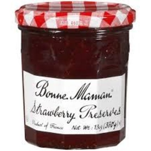 Bonne Maman Bonne Maman Strawberry Preserve 13 oz