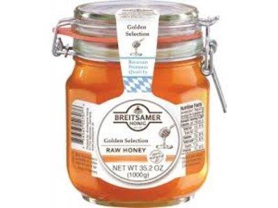 Breitsamer Breitsamer Golden Selection honey jar