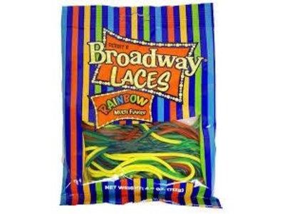 Broadway Rainbow Laces 4 oz
