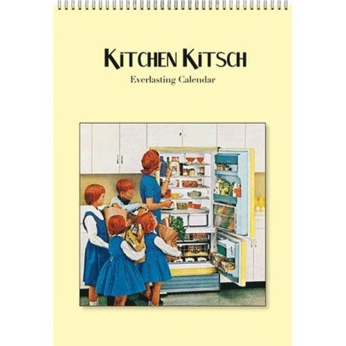 Kitchen Kitsch Calendar